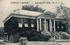 Saugerties, NY Carnegie library