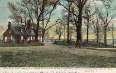 Pyne Point Park Library, Camden, NJ