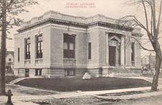 Greenfield, IN Carnegie library