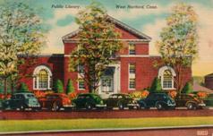 W. Hartford, CT public library