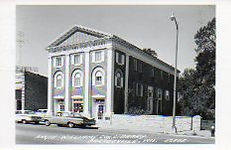 Angie Williams Cox (Pardeeville, WI) public library