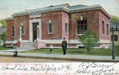 Far Rockaway Carnegie Library.