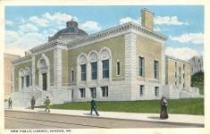Bangor, ME public library