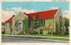 Creston, IA public library