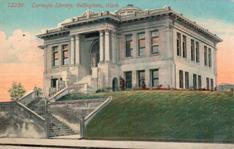 Main library, Bellingham, WA