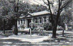 Farnsworth Public Library, Oconto, WI