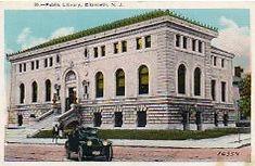 Elizabeth, NJ Carnegie library