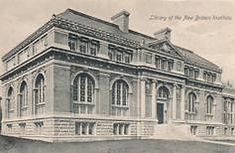 New Britain, CT public institute library