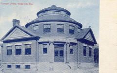Dodge City, KS Carnegie library