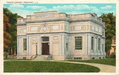 Freeport, Long Island, public library
