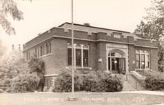 Belmond, IA library building
