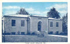 Tyson Library, Versailles, IN