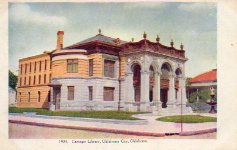 Oklahoma City Carnegie library