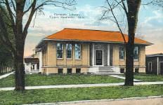 Upper Sandusky, OH Carnegie library