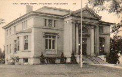 Beals Memorial Library, Winchendon, MA