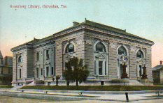 Galveston, TX Rosenberg Public Library