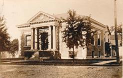 Milford, IL Carnegie library