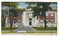 Utica, NY public library