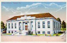 Tampa, FL Carnegie library
