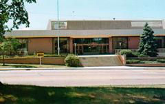 McMillan Memorial Library, Wisconsin Rapids, WI