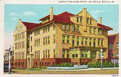 Indiana Community Center & Library, Indiana, PA