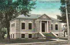 Kent, OH Carnegie library