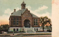 Richards Free Library, Newport, NH
