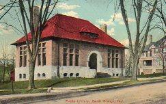 South Orange, NJ public library