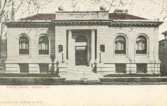 Goshen, IN Carnegie library