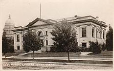Boise, ID Carnegie library