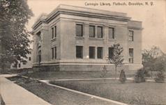 Flatbush (Brooklyn) Canegie library
