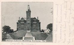 Stewart Free Library, Corinna, ME
