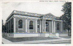 George Coon Public Library, Princeton, KY