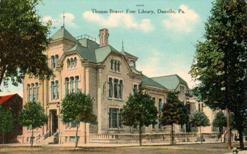 Thomas Beaver Free Library, Danville, PA
