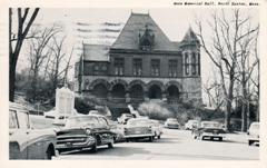 Ames Memorial Hall, N. Easton, MA