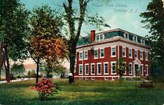 Cooper Park Library, Camden, NJ
