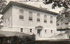 Glen Ridge, NJ public library
