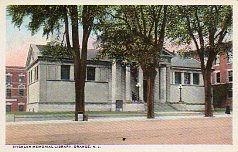 Stickler Memorial Library, Orange, NJ