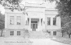 Savanna, IL Carnegie library