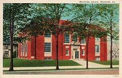 Meadville Library, Meadville, PA