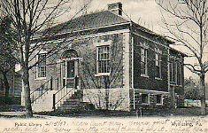 Wyalusing, PA public library