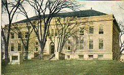 Marietta, OH Carnegie library