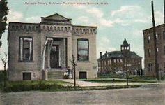 Ritzville, WA Carnegie library.
