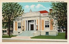 Wheeler Memorial Library, Orange, MA