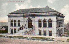 Everett, WA Carnegie library