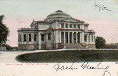 Blackstone Memorial Library, Branford, CT