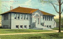 Newark, NY public library