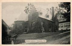 Towanda, PA public library