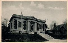 Belleville, NJ Carnegie library
