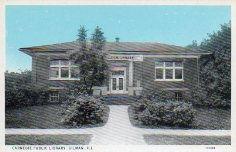 Gilman, IL Carnegie library
